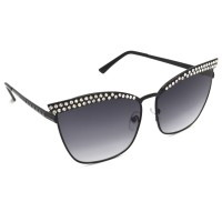 TARA JARMON TJ-BX330-BK-GRY_1 Cat-eye Sunglasses (Grey)
