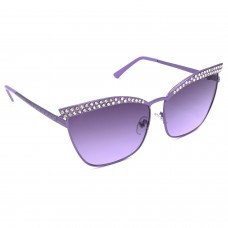 TARA JARMON TJ-BX330-VLT-VLT_1 Cat-eye Sunglasses (Violet)