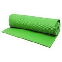 Hrinkar® 3mm 24 X 68 inch Premium Quality Green Yoga Mat