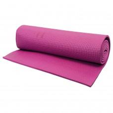 Hrinkar® 4mm 24 X 68 inch Premium Quality Pink Yoga Mat