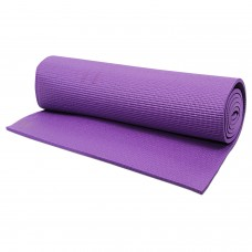 Hrinkar® 4mm 24 X 68 inch Premium Quality Purple Yoga Mat