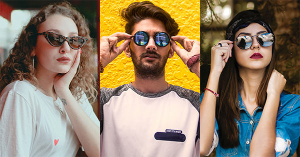 Goggles and Sunglasses: Buy The Latest Stylist Sunglasses and Shades online