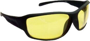 Air Strike Yellow Lens Black Frame Sports Sunglass Stylish For Sunglasses Men Women Boys Girls - extra 2