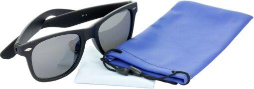Air Strike Grey Lens Black Frame Rectangular Stylish For Sunglasses Men Women Boys Girls - extra 2