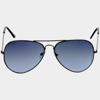 Air Strike Blue & Yellow Lens Grey & Silver Frame Sunglasses For Men & Boys - HCMBO663 - extra -1
