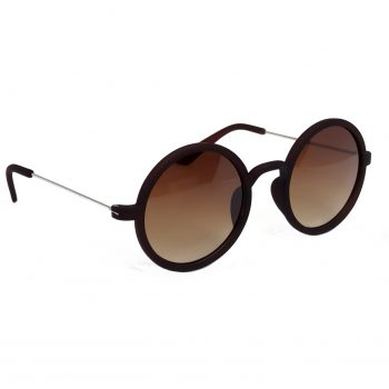 Air Strike Brown & Yellow Lens Silver Frame Sun Goggles For Men Women Boys & Girls - HCMBO3688 - extra -5