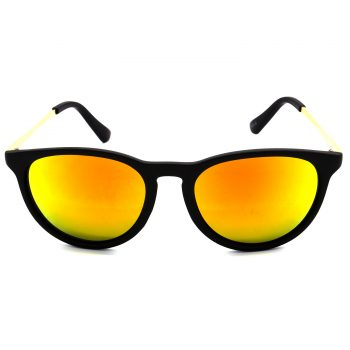 Air Strike Golden & Yellow Lens Golden & Silver Frame New Goggle For Men Women Boys & Girls - HCMBO5109 - extra -1