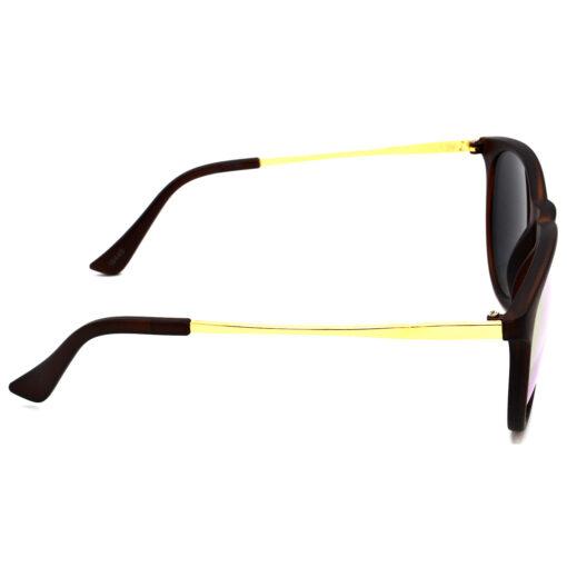 Air Strike Golden & Yellow Lens Golden & Silver Frame Sunglasses Styles For Men Women Boys & Girls - HCMBO5203 - extra -3