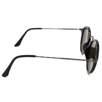 Air Strike Golden & Yellow Lens Grey & Silver Frame Fashion Goggles For Men Women Boys & Girls - HCMBO7978 - extra -3