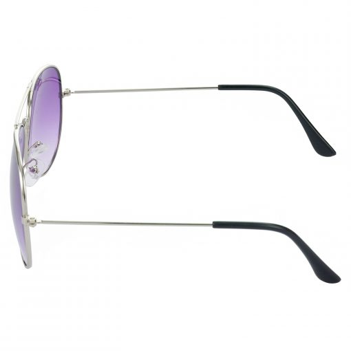 Air Strike Brown & Violet Lens Brown & Silver Frame New Goggles For Men Women Boys & Girls - HCMBO9020 - extra -4