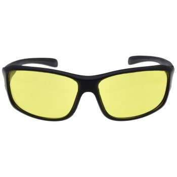 Air Strike Brown & Yellow Lens Brown & Black Frame Sunglasses Styles For Men Women Boys & Girls - HCMBO9028 - extra -2