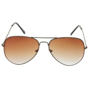 Air Strike Brown Lens Brown Frame UV Protection Glasses For Men Women Boys & Girls - HCMBO9029 - extra -2