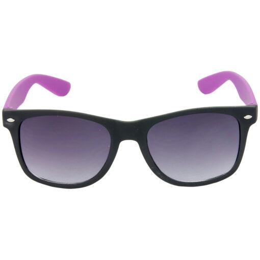 Air Strike Brown & Grey Lens Brown & Violet Frame New Sunglasses For Men Women Boys & Girls - HCMBO9038 - extra -2