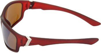 Air Strike Brown Lens Brown Frame Sports Sunglass Stylish For Sunglasses Men Women Boys Girls - extra 1