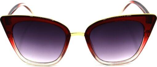 Air Strike Grey Lens Transparent Frame Cat-eye Sunglass Stylish For Sunglasses Women & Girls - extra