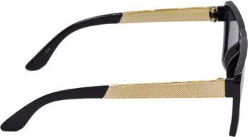 Air Strike Blue Lens Blue Frame Rectangular Sunglass Stylish For Sunglasses Men Women Boys Girls - extra 1