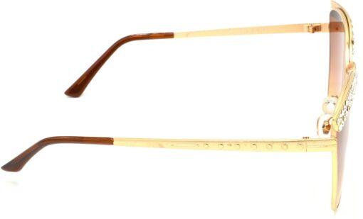 Air Strike Multicolor Lens Multicolor Frame Cat-eye Sunglass Stylish Sunglasses For Men Women Boys Girls - extra 1