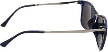 Air Strike Silver Lens Golden Frame Rectangular Stylish For Sunglasses Men Women Boys Girls - extra 1