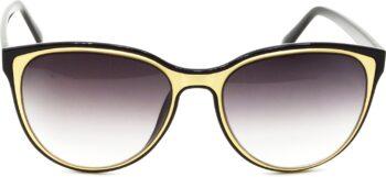 Air Strike Black Lens Multicolor Frame Rectangular Stylish Sunglasses For Men Women Boys Girls - extra