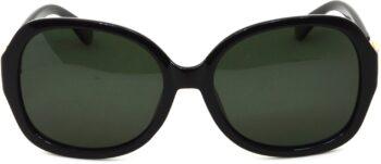Air Strike Black Lens Multicolor Frame Oval Sunglass Stylish Sunglasses For Women & Girls - extra
