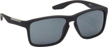 Air Strike Black Lens Black Frame Retro Square Sunglass Stylish For Sunglasses Men Women Boys Girls