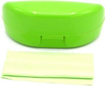Air Strike Green Lens Grey Frame Retro Square Sunglass Stylish For Sunglasses Men Women Boys Girls - extra 2