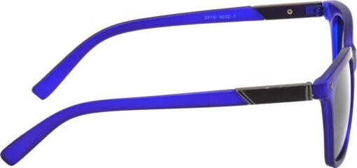Air Strike Grey Lens Blue Frame Rectangular Stylish Polarized Sunglasses For Women & Girls - extra 1