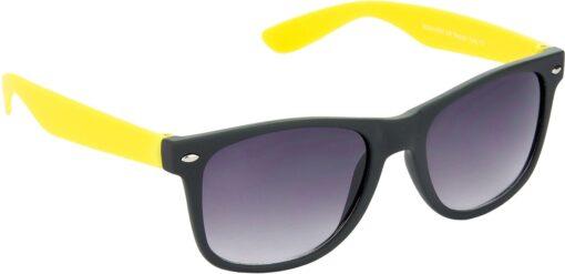 Air Strike Grey Lens Grey Frame Pilot Stylish For Sunglasses Men Women Boys Girls - extra 3