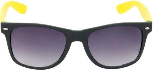 Air Strike Grey Lens Grey Frame Pilot Stylish For Sunglasses Men Women Boys Girls - extra 4
