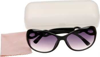 Air Strike Grey Lens Black Frame Over-sized Sunglass Stylish For Sunglasses Men Women Boys Girls - extra 2