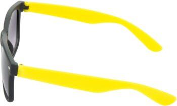 Air Strike Grey Lens Yellow Frame Rectangular Stylish For Sunglasses Men Women Boys Girls - extra 1
