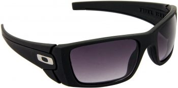 Air Strike Blue Lens Black Frame Sports Sunglass Stylish For Sunglasses Men Women Boys Girls